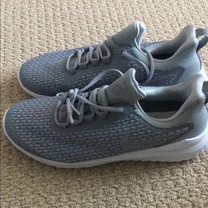 Grey Nike renew